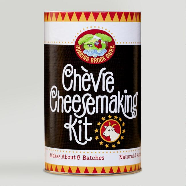 Chèvre Cheesemaking Kit