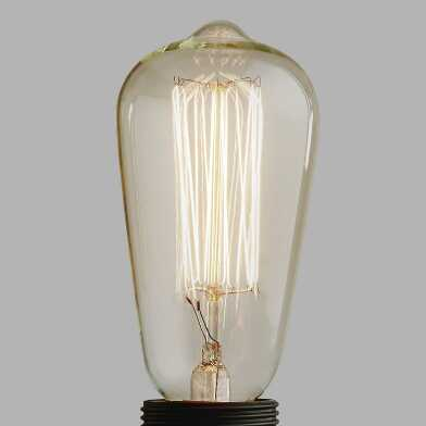 Edison Filament Light Bulb