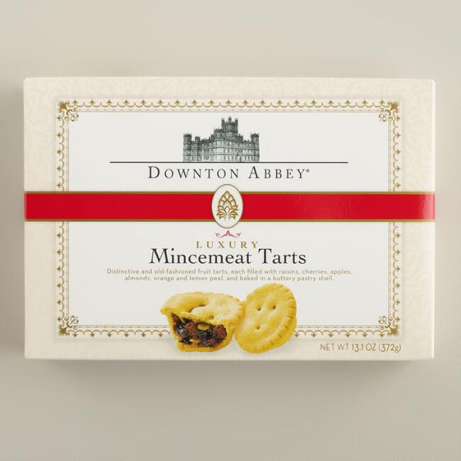 Downton Abbey Mincemeat Tarts