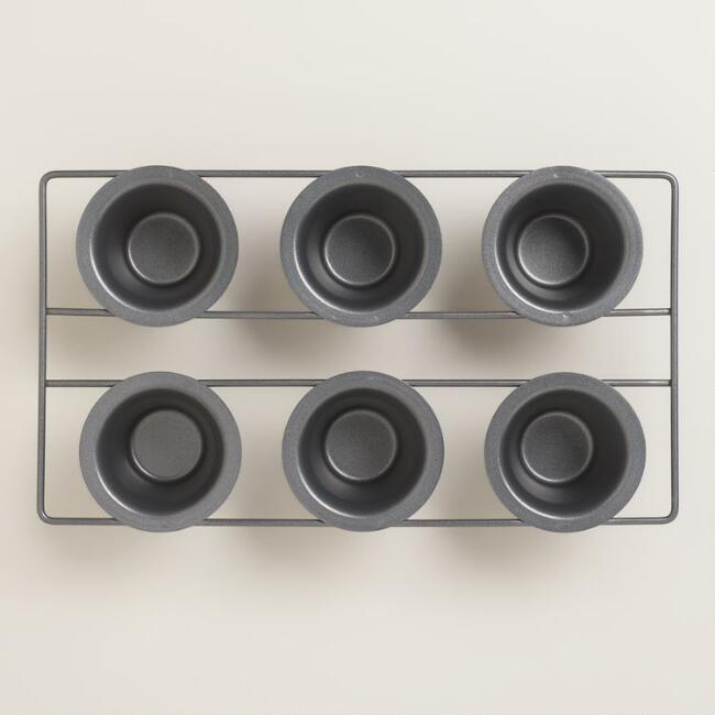6-Cup Nonstick Popover Pan
