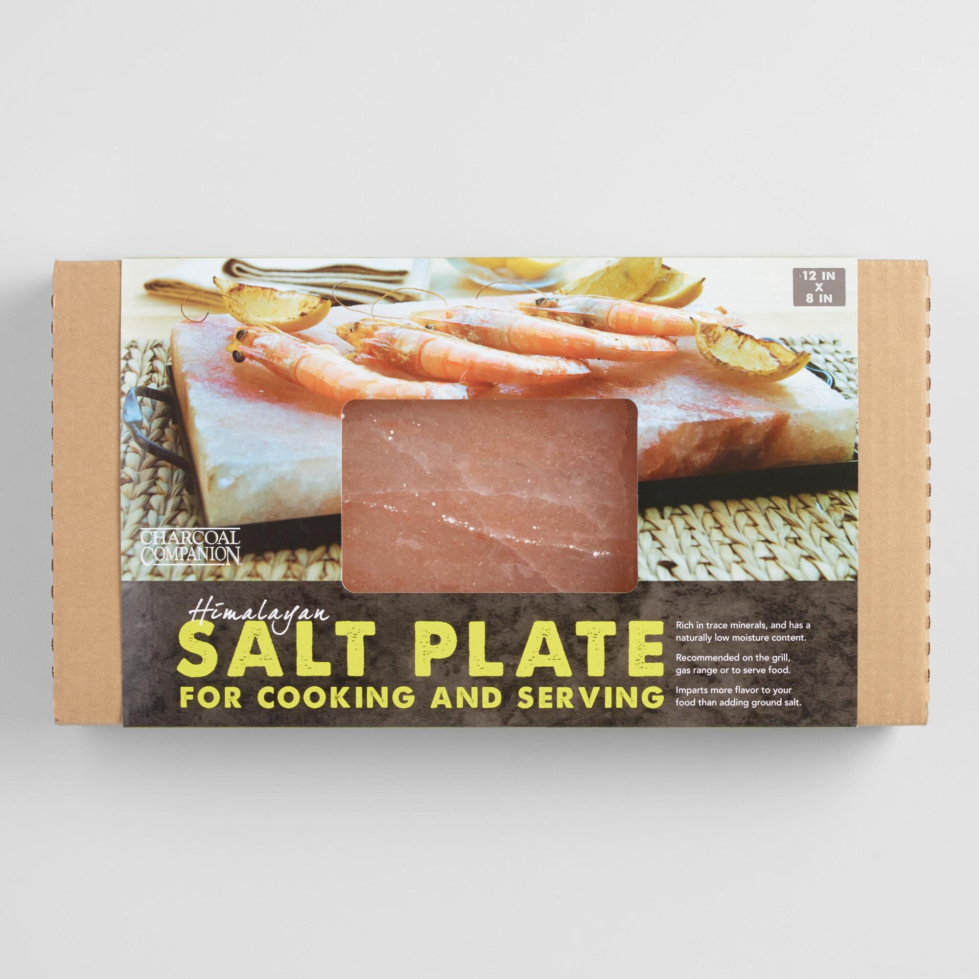 Himalayan Salt-Plate: Pink by World Market