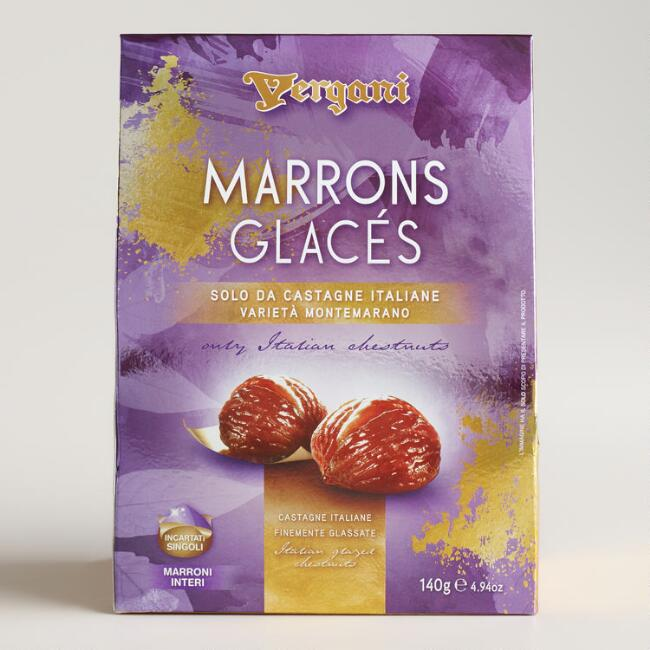 Vergani Marrons Glacés