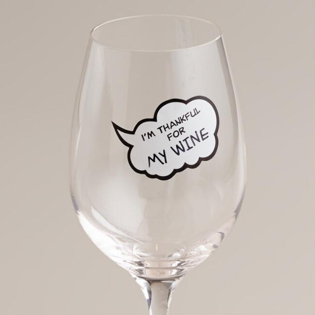 Chit Chat Wine Markers