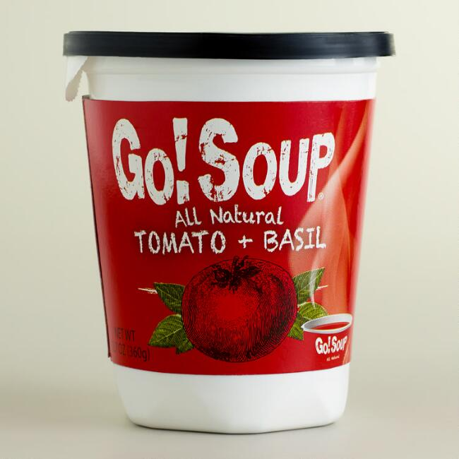 Go! Soup Tomato Basil Ready-to-Eat Soup