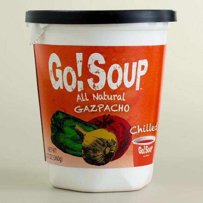 Go! Soup Gazpacho Ready-to-Eat Soup