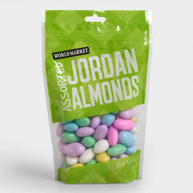 World Market® Assorted Jordan Almonds, Set of 3