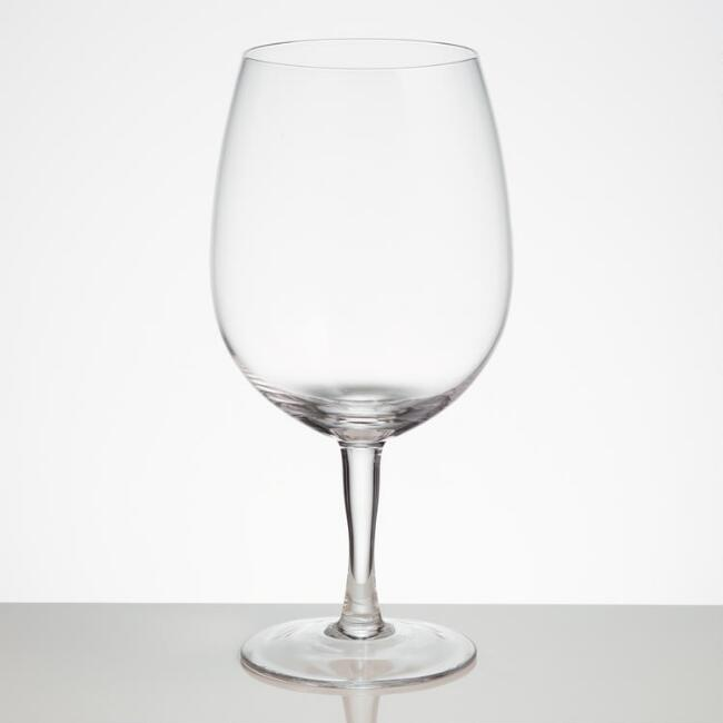 Friday Night Wine Glass