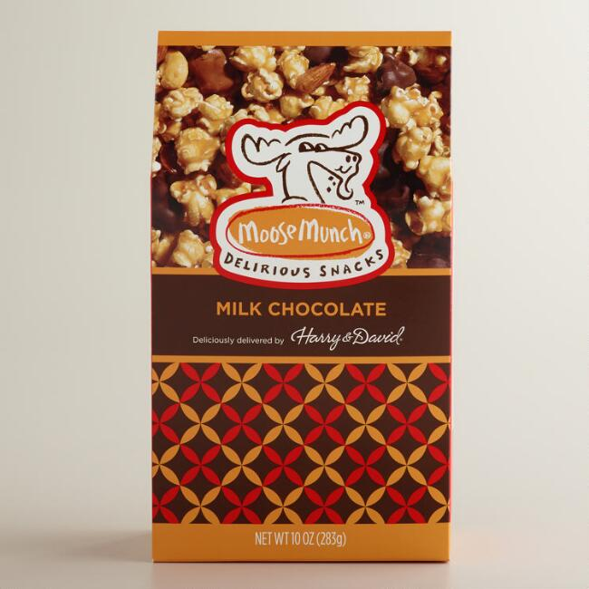 Moose Munch Milk Chocolate Caramel Popcorn