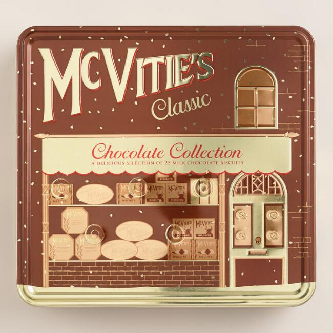 McVities Chocolate Covered Biscuit Collection, Set of 6