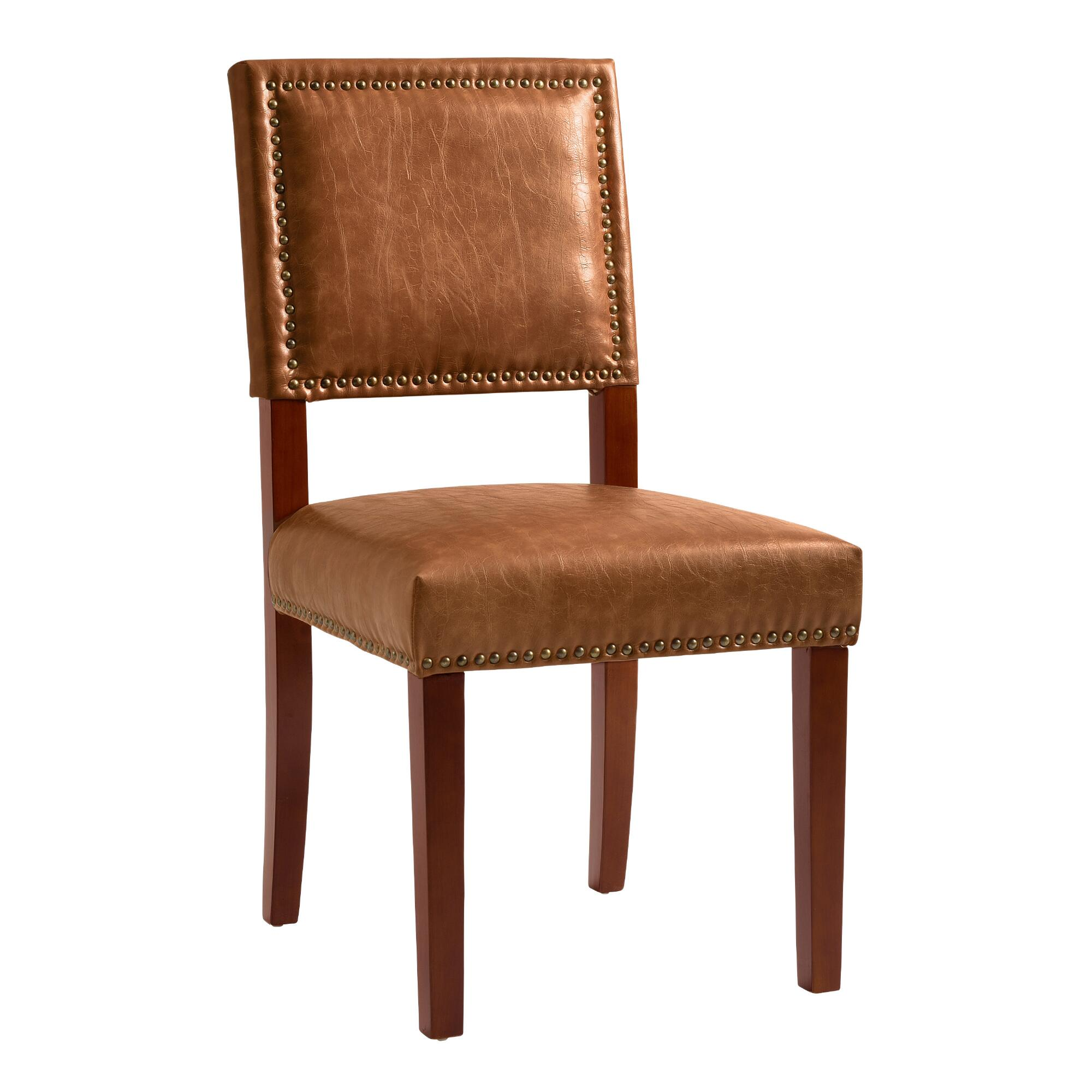Caramel Jace Dining Chairs Set Of 2