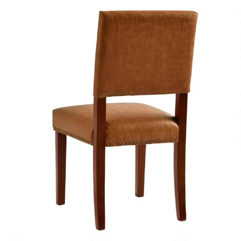 Caramel Jace Dining Chairs Set Of 2 World Market