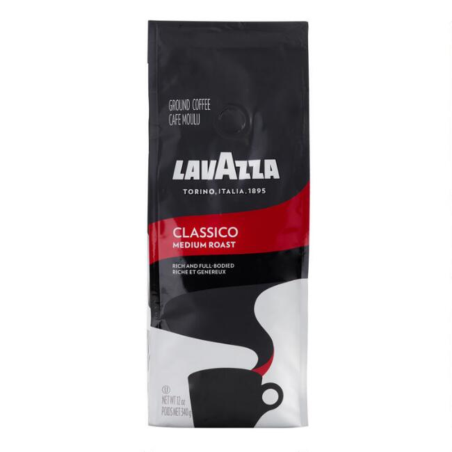 Lavazza Classico Coffee, Set of 6