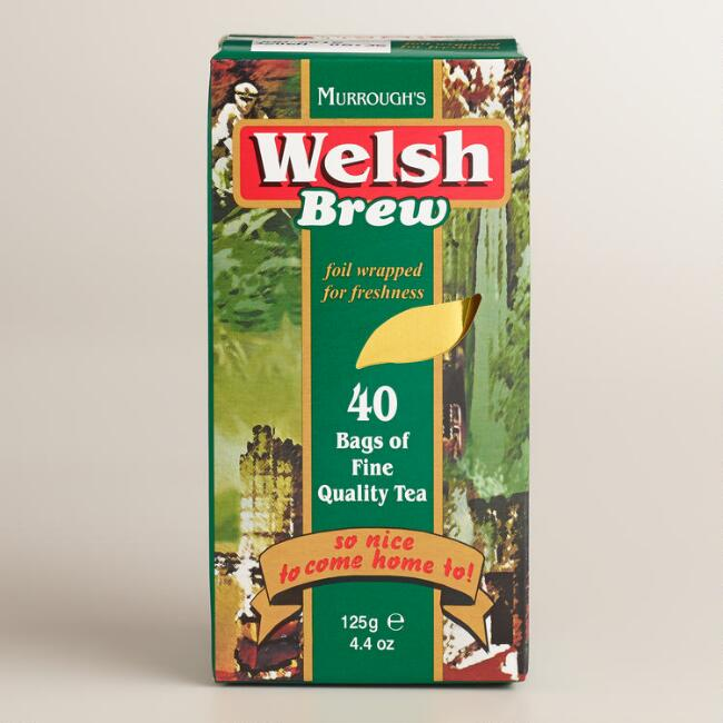 Welsh Brew Tea, 40-count