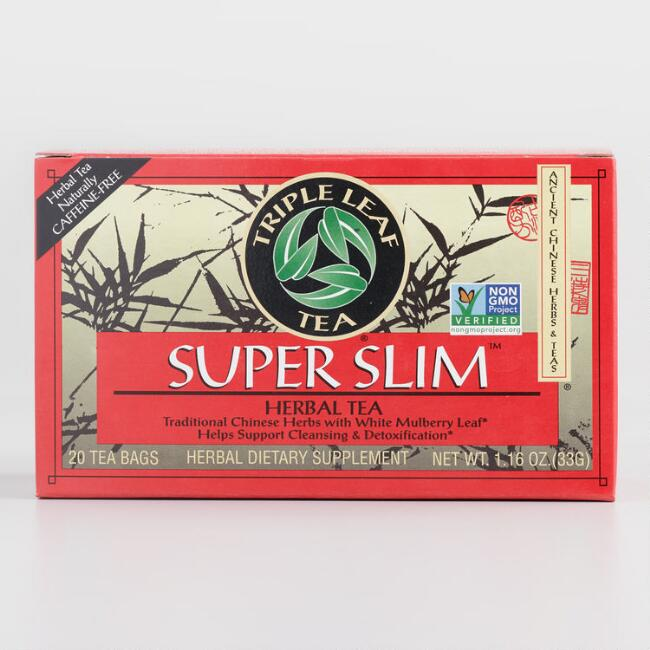 Triple Leaf Super Slim Tea, Set of 6