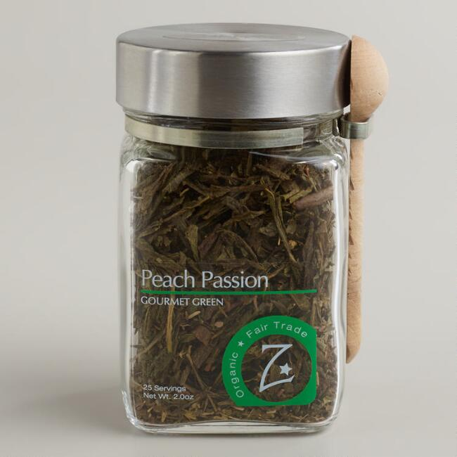 Zhena's Gypsy Tea Peach Passion Loose Leaf Tea
