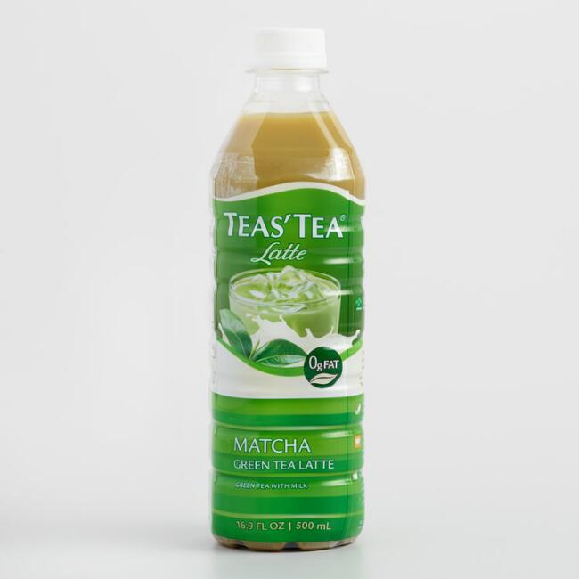 Teas' Tea Green Matcha Latte