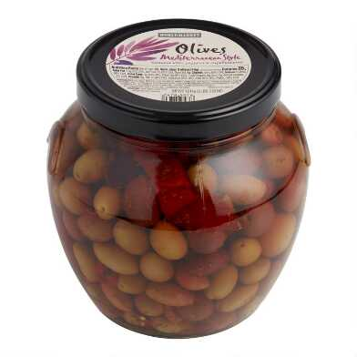 World Market® Mediterranean Olive Blend Set Of 6