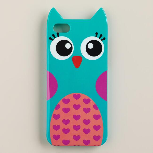 Funky Owl iPhone 5 Case