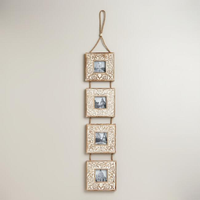 Square Hanging Wall Frames, Set of 4 | World Market