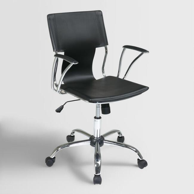 Black Ethan Office Chair