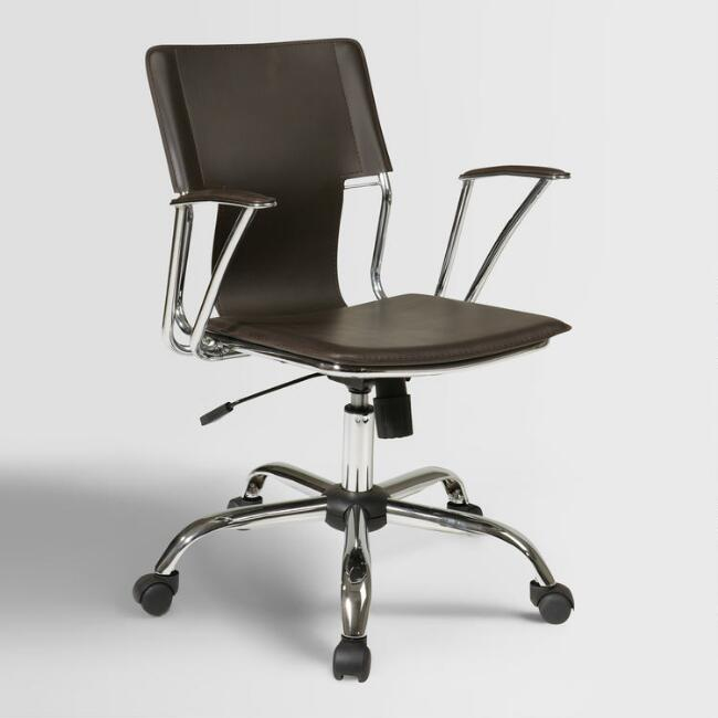 Espresso Ethan Office Chair