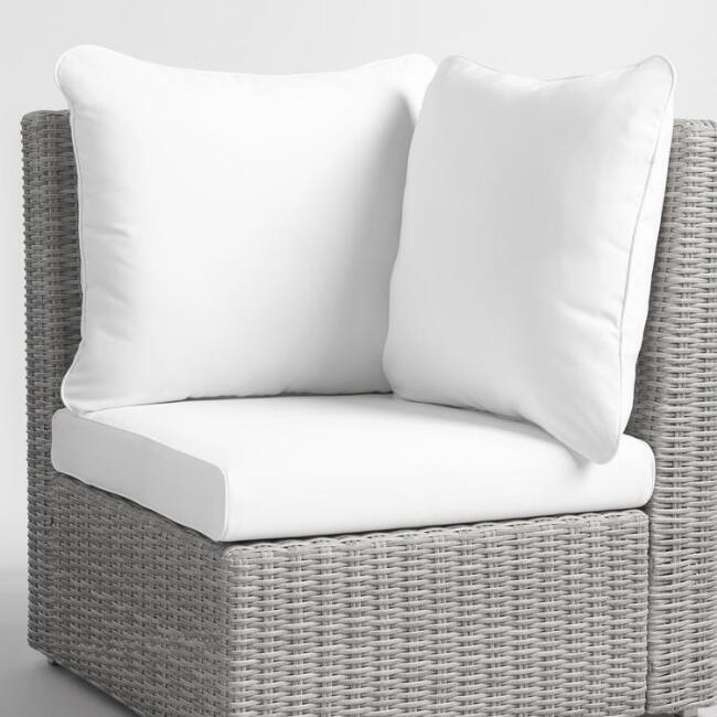 Replacement Veracruz Outdoor Cushion 3 Piece Set | World Market