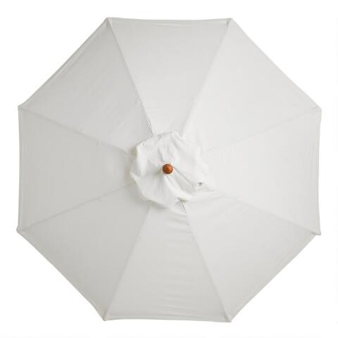 Natural Cotton 9 Ft Replacement Umbrella Canopy Previous V2 V1