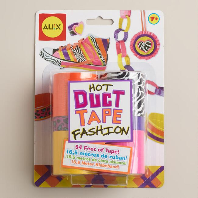 Hot Fashion Duct Tape
