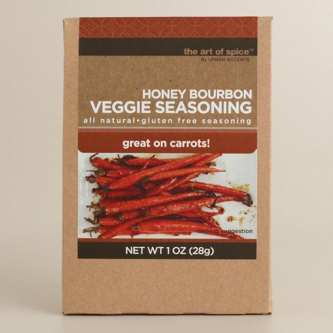 Urban Accents Honey and Bourbon Vegetable Seasoning