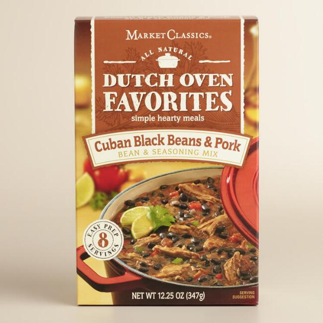 Market Classics Cuban Black Beans and Pork