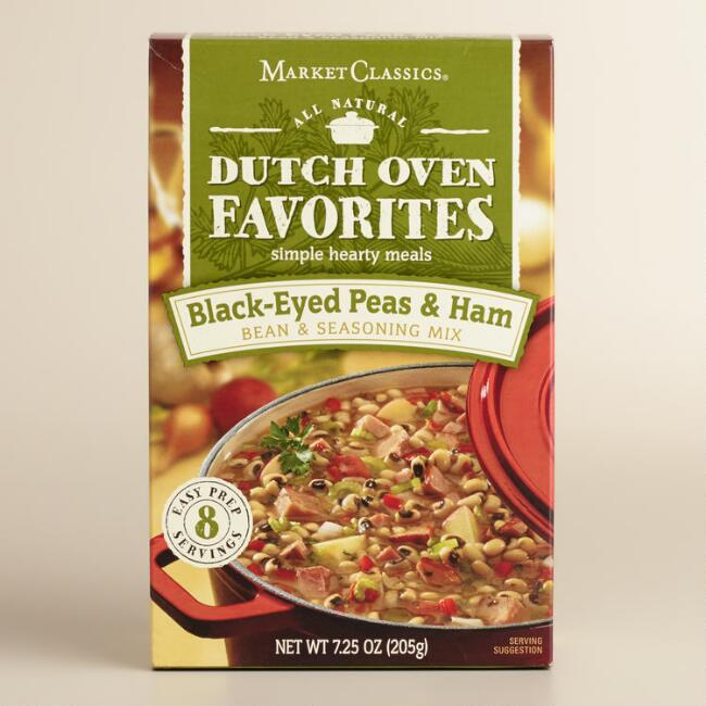 Market Classics Black-Eyed Peas and Ham