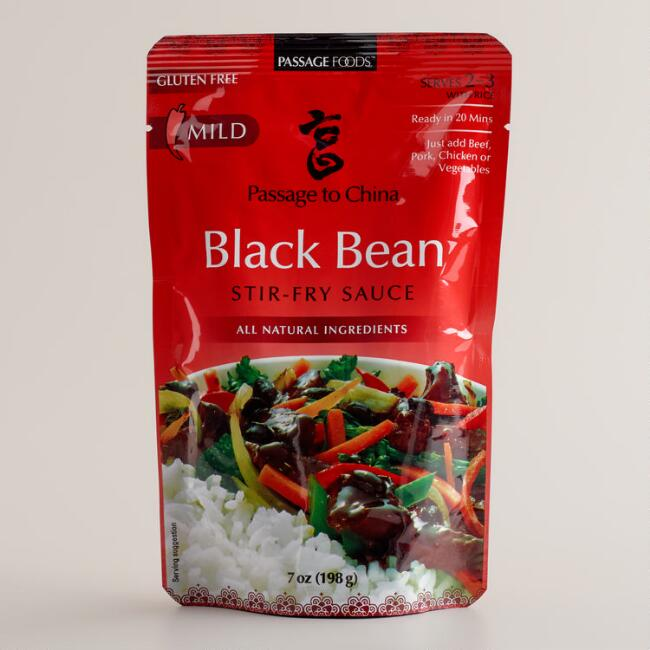 Passage Foods Black Bean Stir Fry Sauce