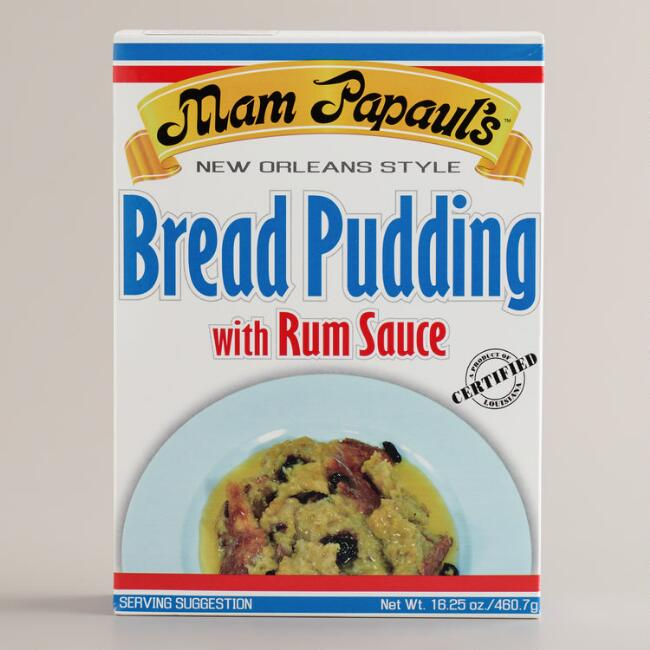 Mam Papaul's Bread Pudding Mix