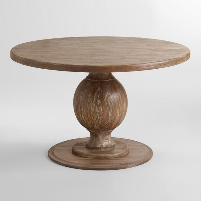 Round Blanca Table