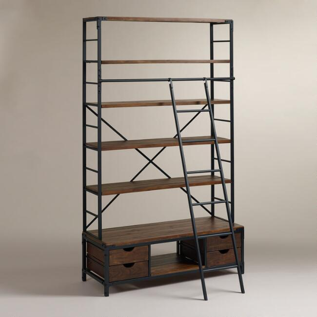 wood metal regard home and decor cons aspiration to of bookcases adamhosmer bookshelf with com buying pros