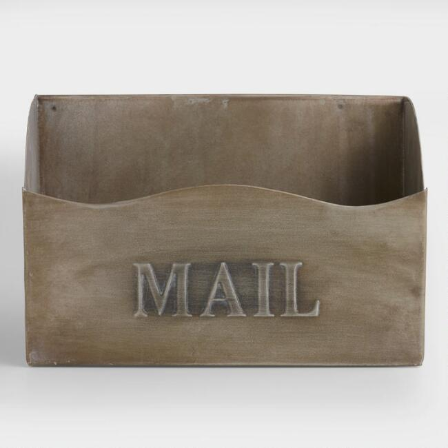 St. Laurent Mail Holder
