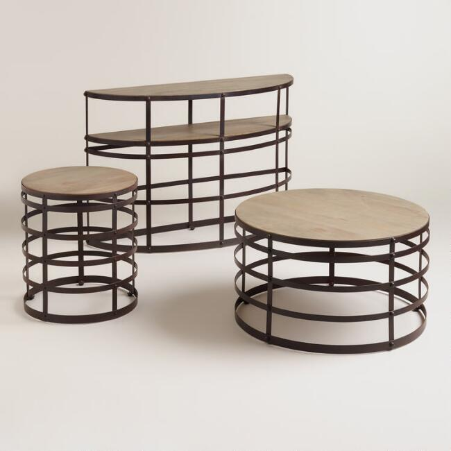 Worley Occasional Table Collection