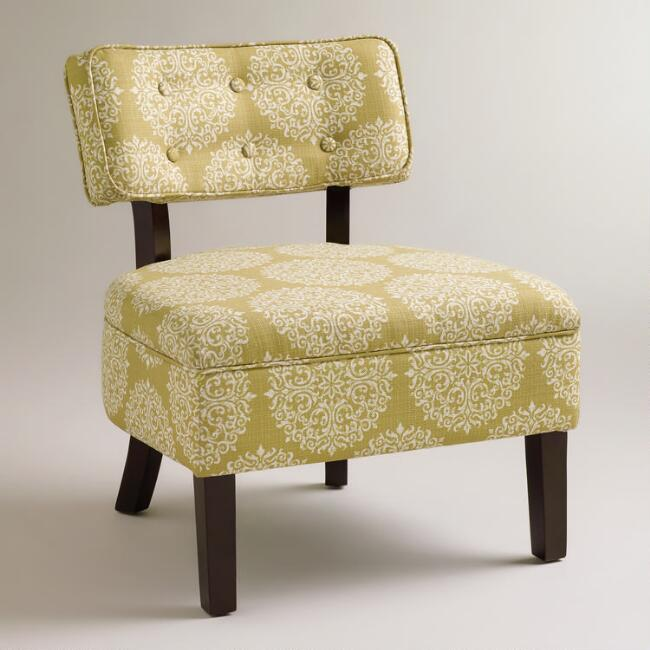 Moss Gabrielle Logan Chair