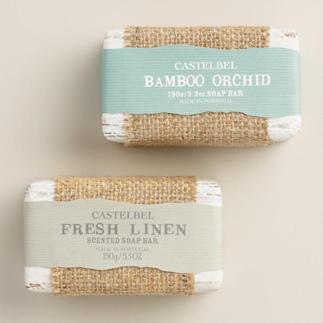 Castelbel Jute Bar Soap Collection