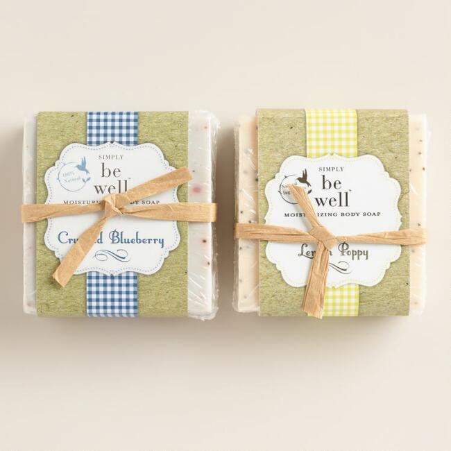 Be Well Bar Soap Collection