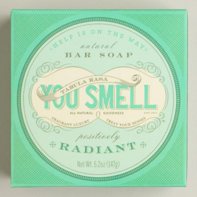 You Smell Radiant Bar Soap