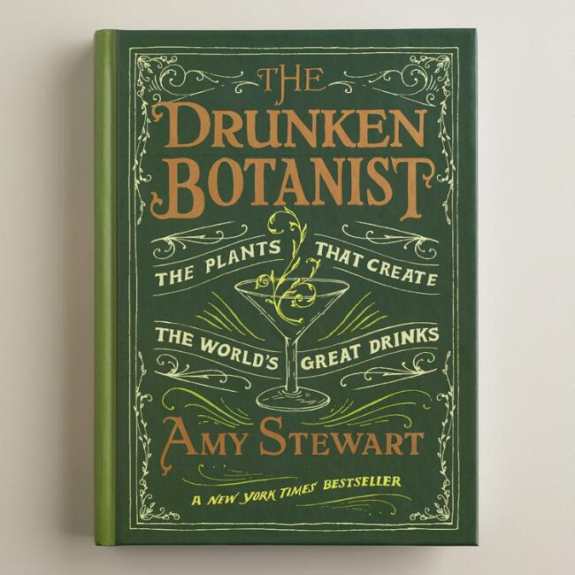 'The Drunken Botanist' Book