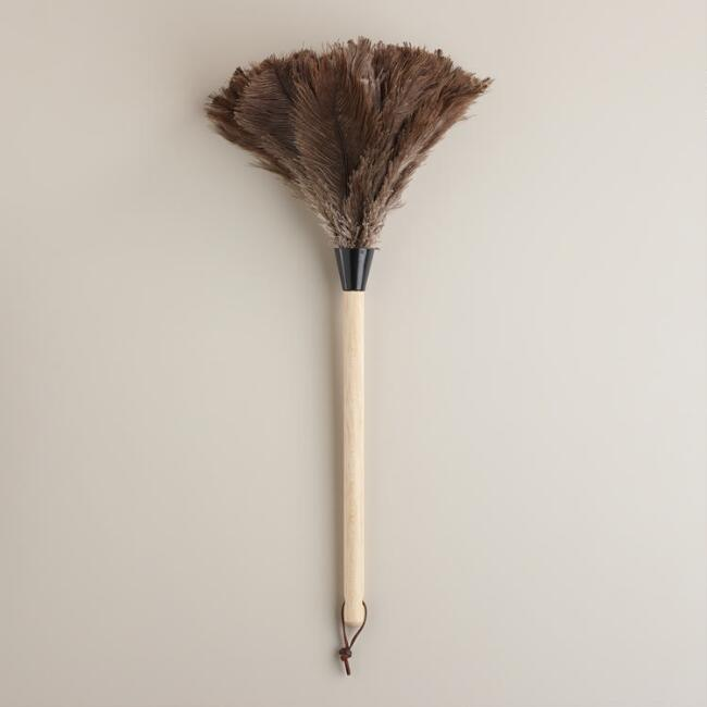 Fuller Brush Ostrich Feather Duster