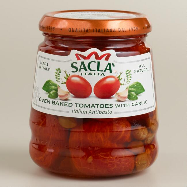 Sacla Oven Baked Tomatoes with Garlic