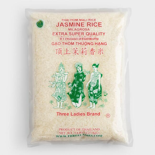 Three Ladies Jasmine Rice