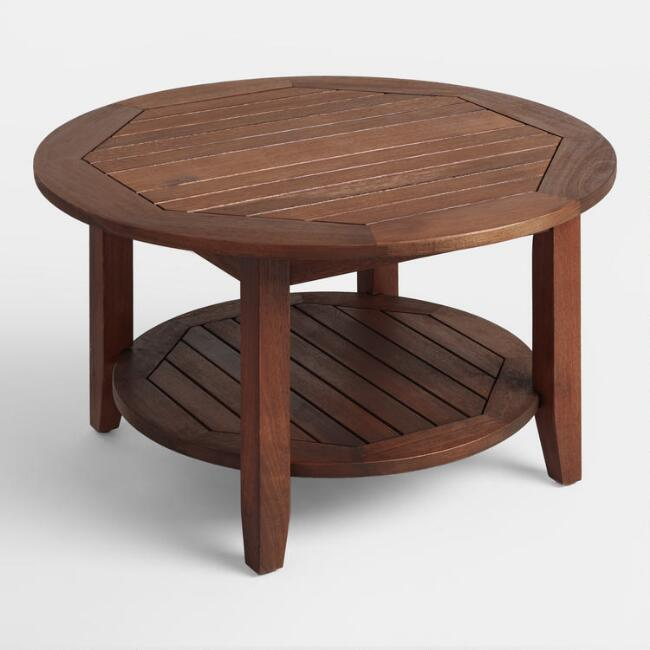 Wood St Martin Coffee Table