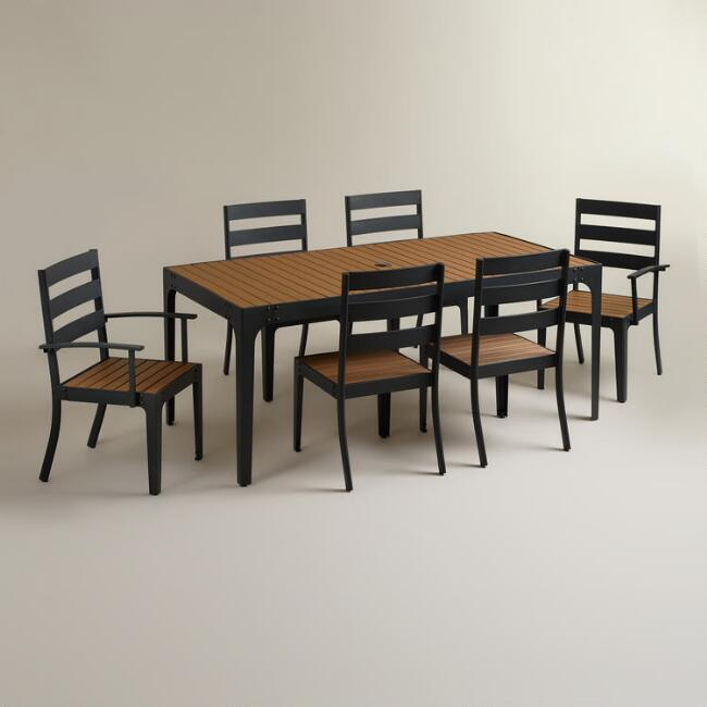San Clemente Outdoor Dining Collection