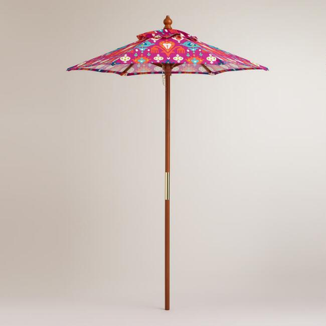 ABERDEEN FUSCHIA UMBRELLA