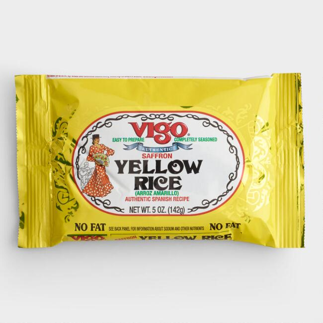 Vigo Seasoned Yellow Rice Set Of 12