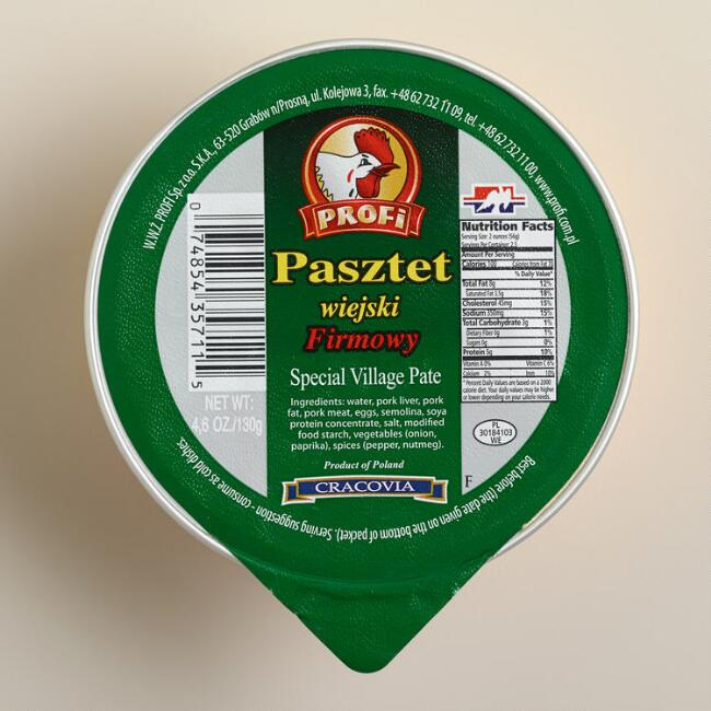 Profi Plain Village Pate
